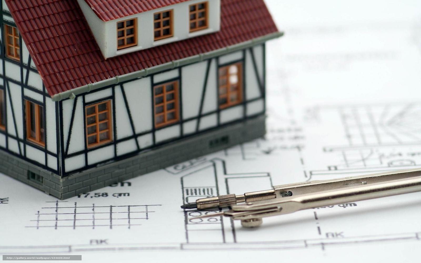 scaricare gli sfondi bussola,  casa,  disegno Sfondi gratis per la risoluzione del desktop 1680x1050 — immagine №434655