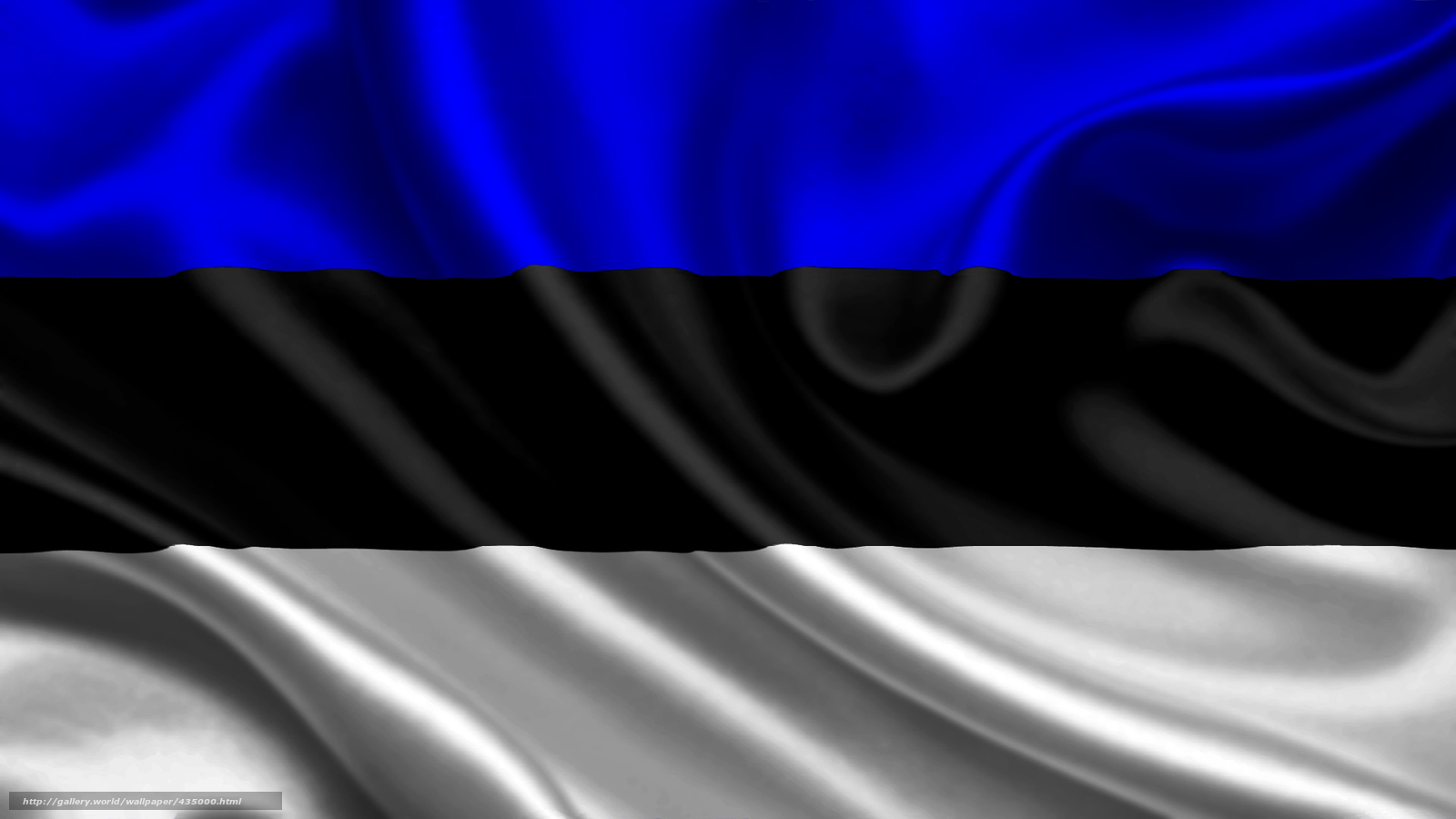 Download wallpaper estonia,  satin,  flag,  Estonia free desktop wallpaper in the resolution 1920x1080 — picture №435000
