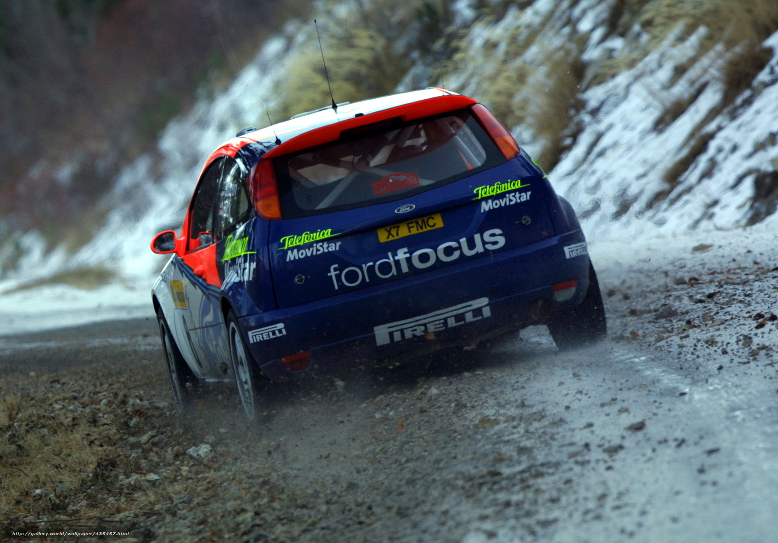Download wallpaper ford focus rs wrc 2002 free desktop wallpaper in the resolution 1956x1364 picture 435457