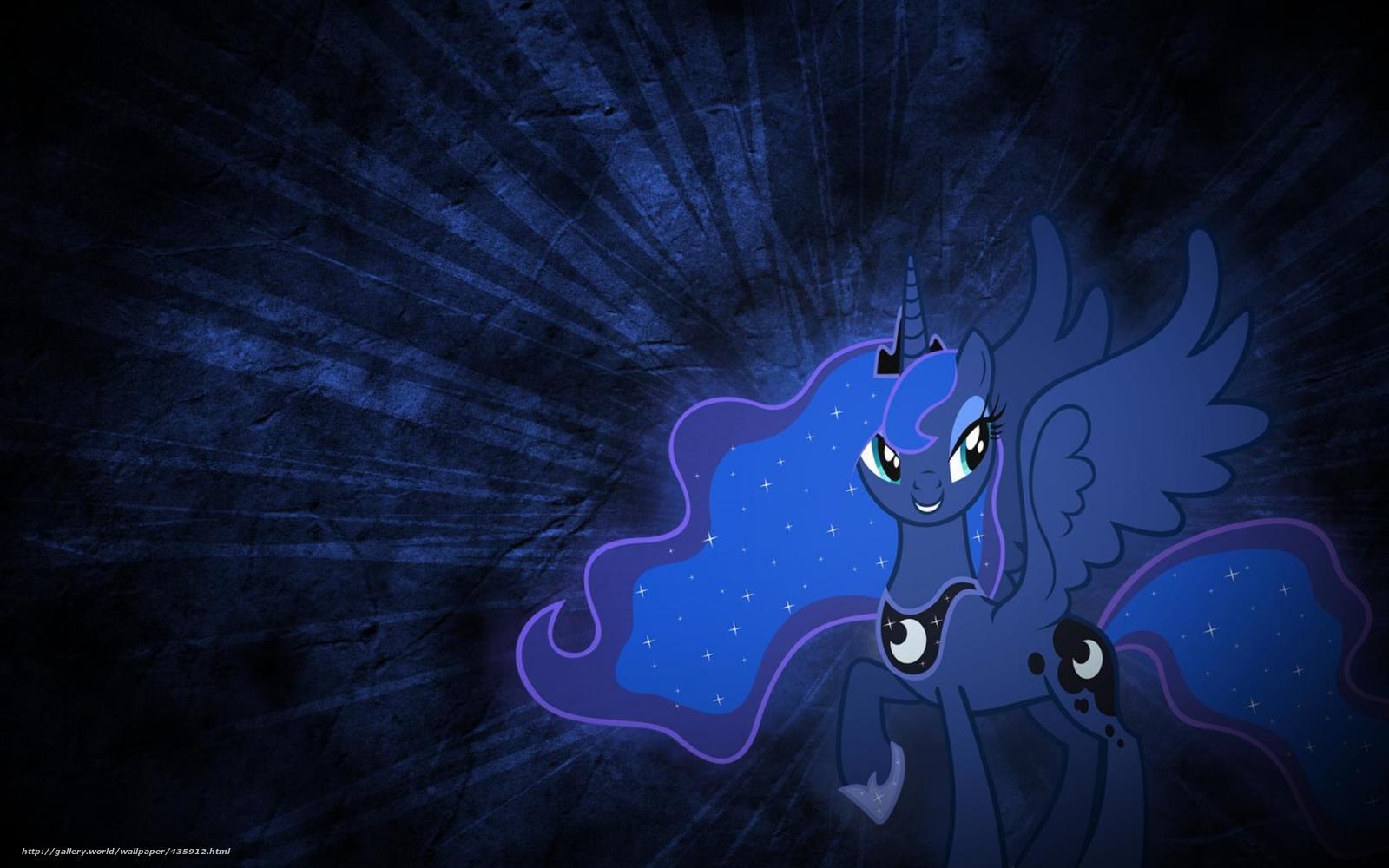 Живые пони обои 5