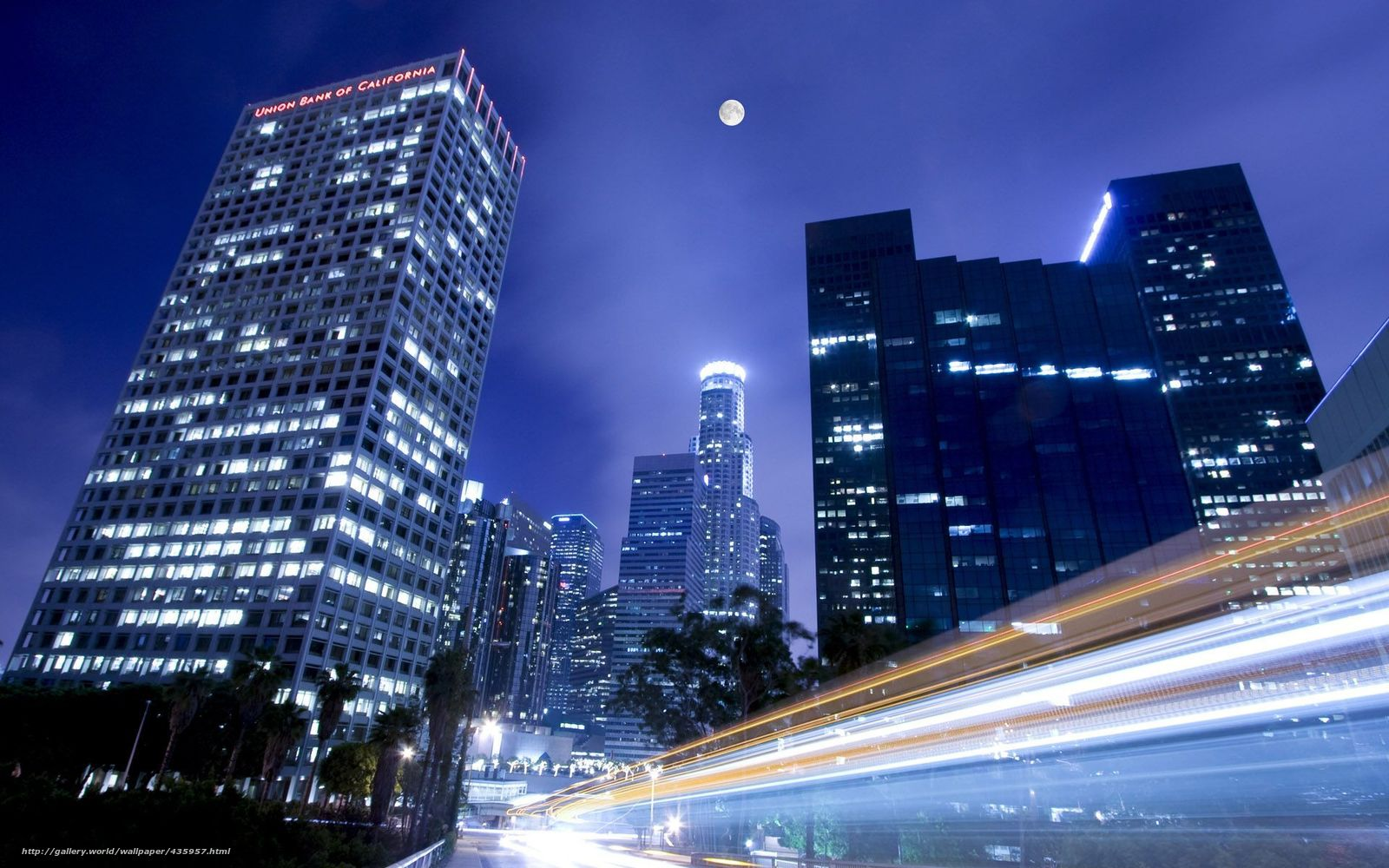 Tlcharger Fond D Ecran Usa Californie Los Angeles Ville