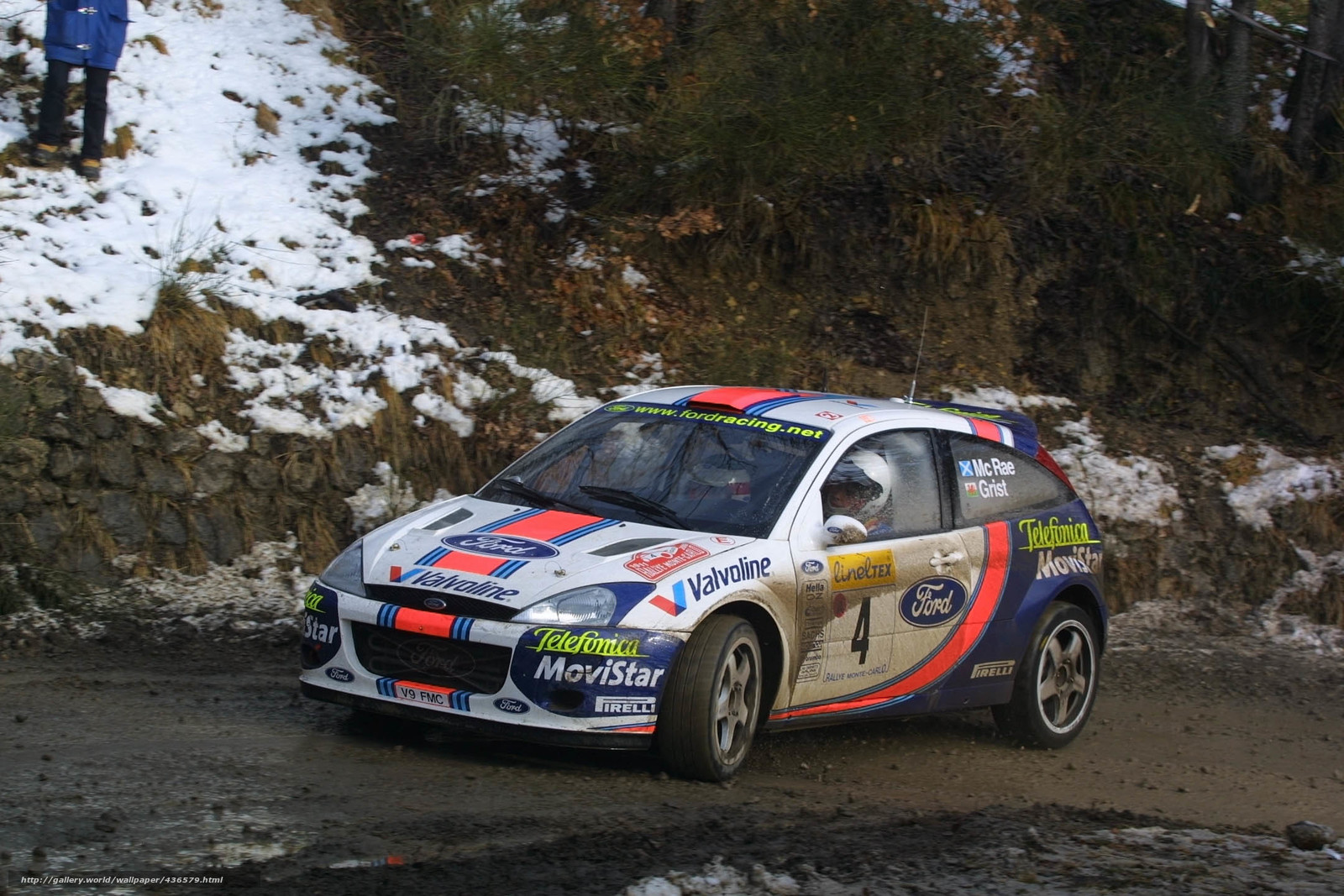 Download wallpaper wrc 2001 ford focus free desktop wallpaper in the resolution 2160x1440 picture 436579