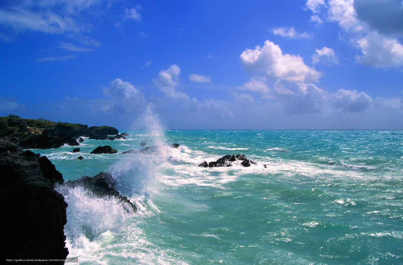 Обои Море Скачать Бесплатно