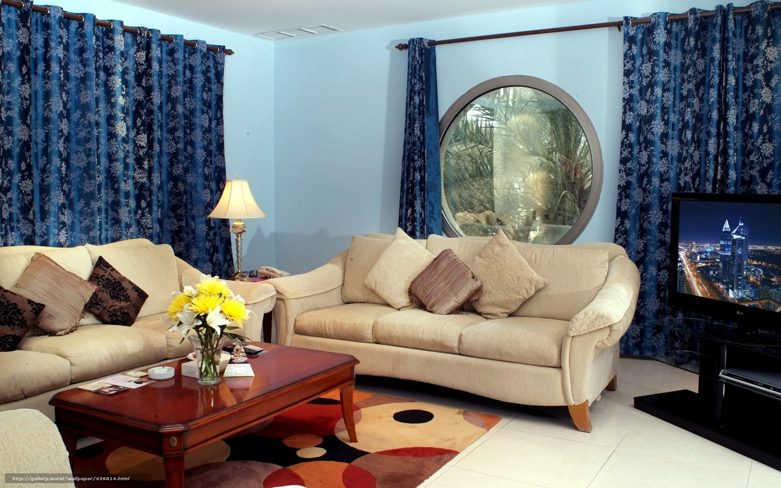 Download wallpaper interior, design, style, sofa free ...