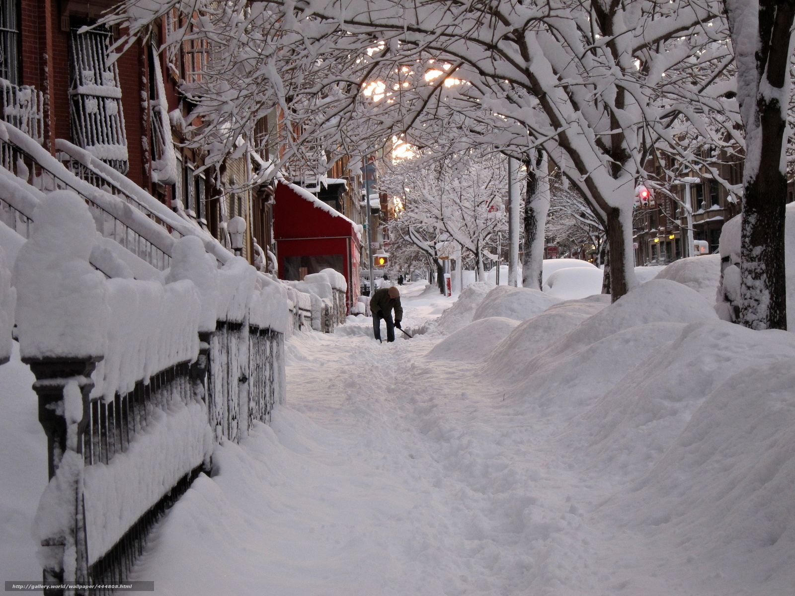 download wallpaper winter new york 2013 snow free