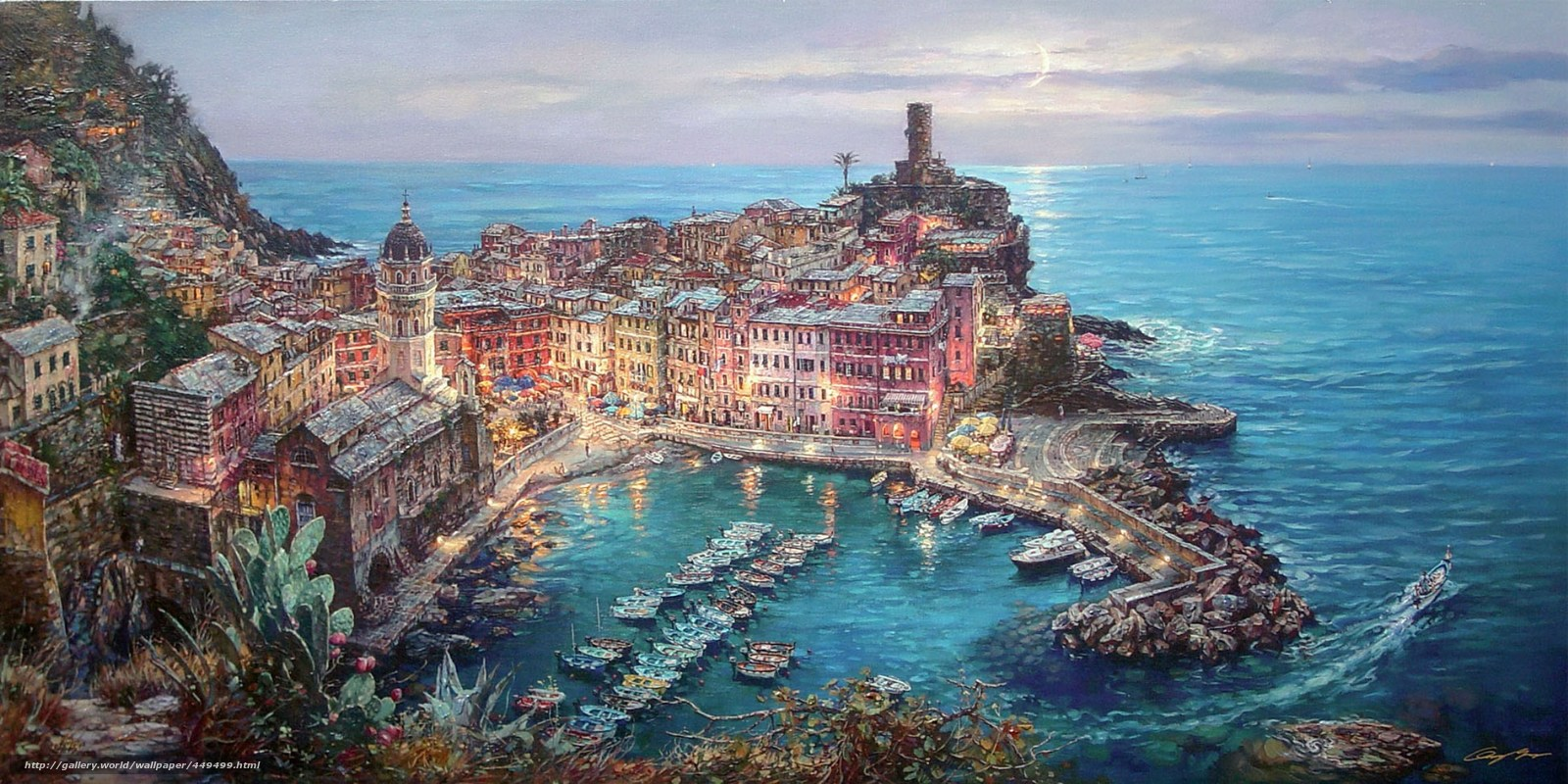 Italian lacquer