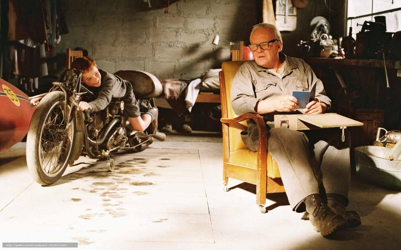 Скачать обои Энтони Хопкинс,  мужчина,  фильм,  Самый быстрый Индиан бесплатно для рабочего стола в разрешении 1680x1050 — картинка №452032
