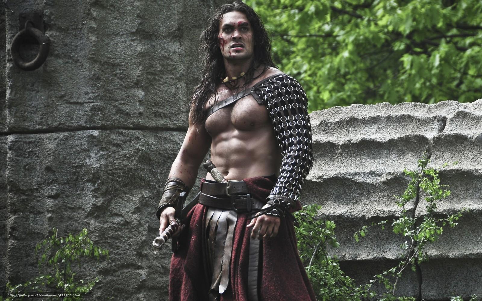 scaricare gli sfondi Conan il Barbaro,  film,  attore,  muscolo Sfondi gratis per la risoluzione del desktop 1680x1050 — immagine №452763