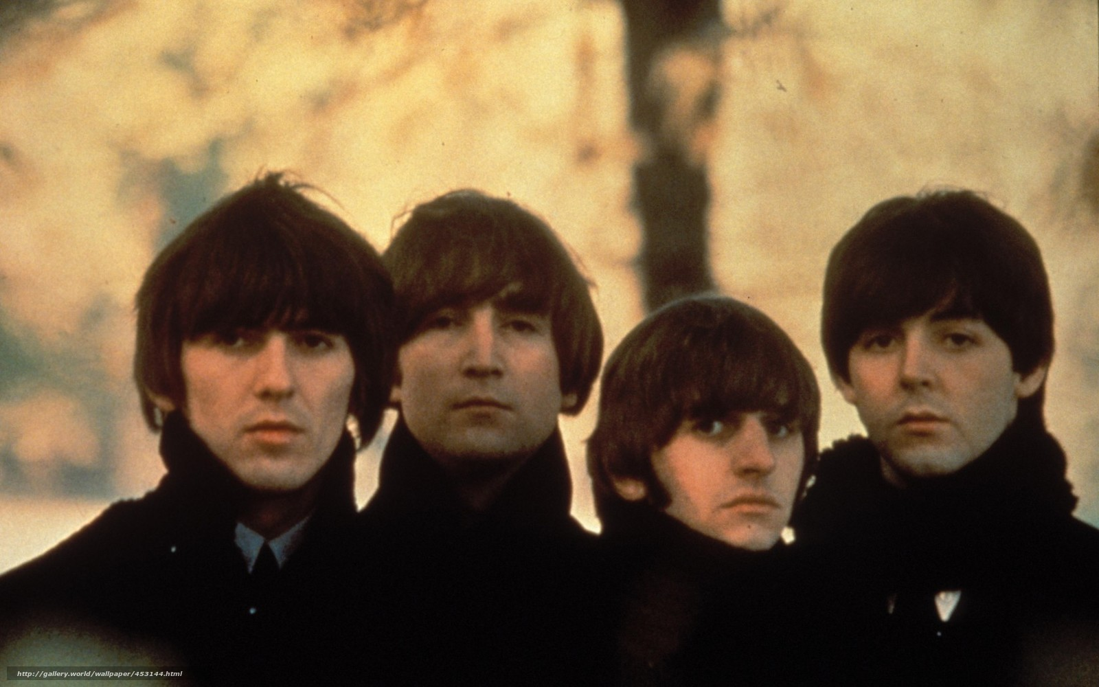 Download Wallpaper The Beatles Group Free Desktop In Resolution 1680x1050 Picture No453144