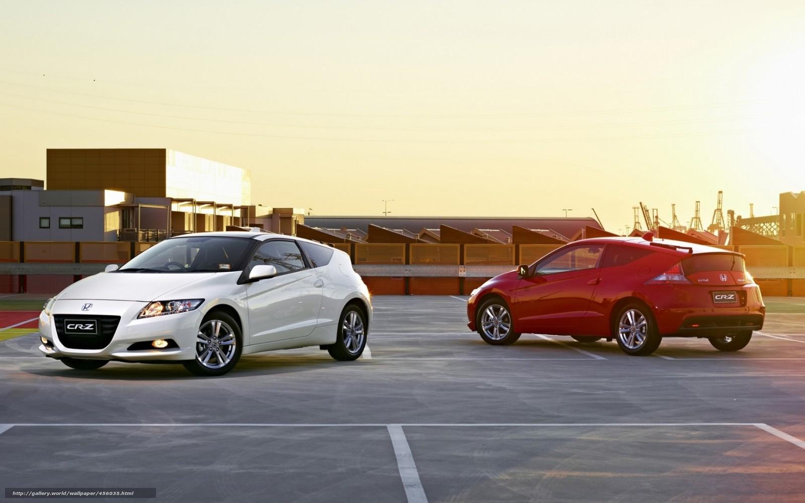 Скачать обои Хонда,  ЦР-З,  Honda бесплатно для рабочего стола в разрешении 1680x1050 — картинка №456035