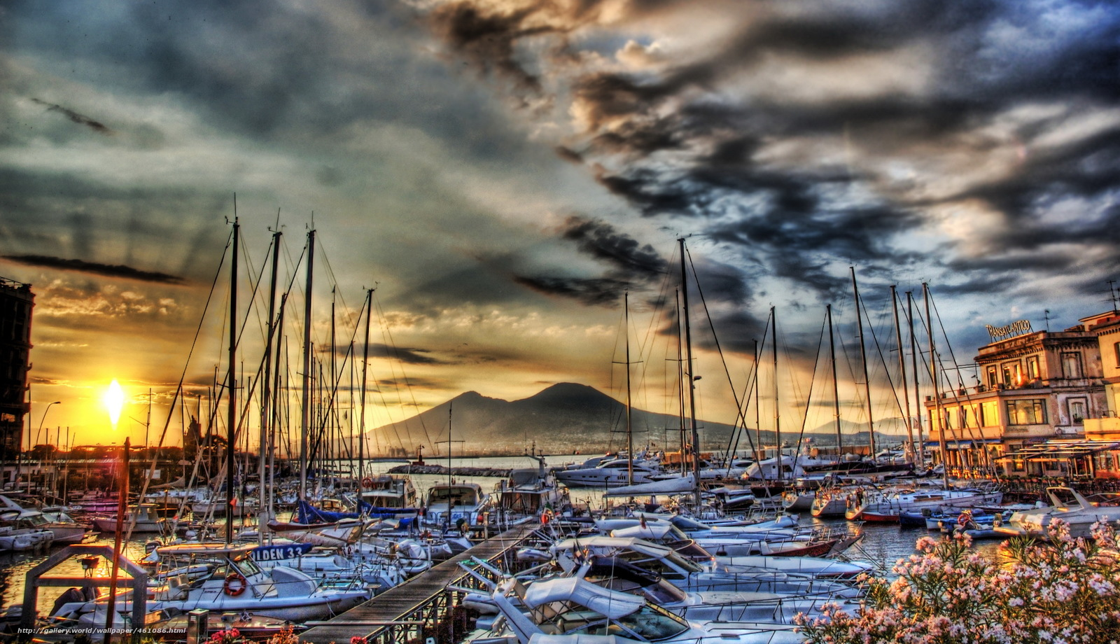 Download Wallpaper Ships Italy Naples Free Desktop In The Resolution 2140x1230 Picture No461086