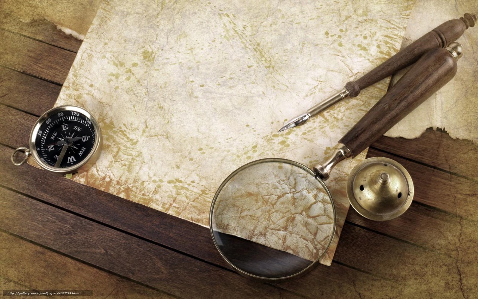 scaricare gli sfondi bussola,  vetro,  Ingrandimento,  penna Sfondi gratis per la risoluzione del desktop 1680x1050 — immagine №462735