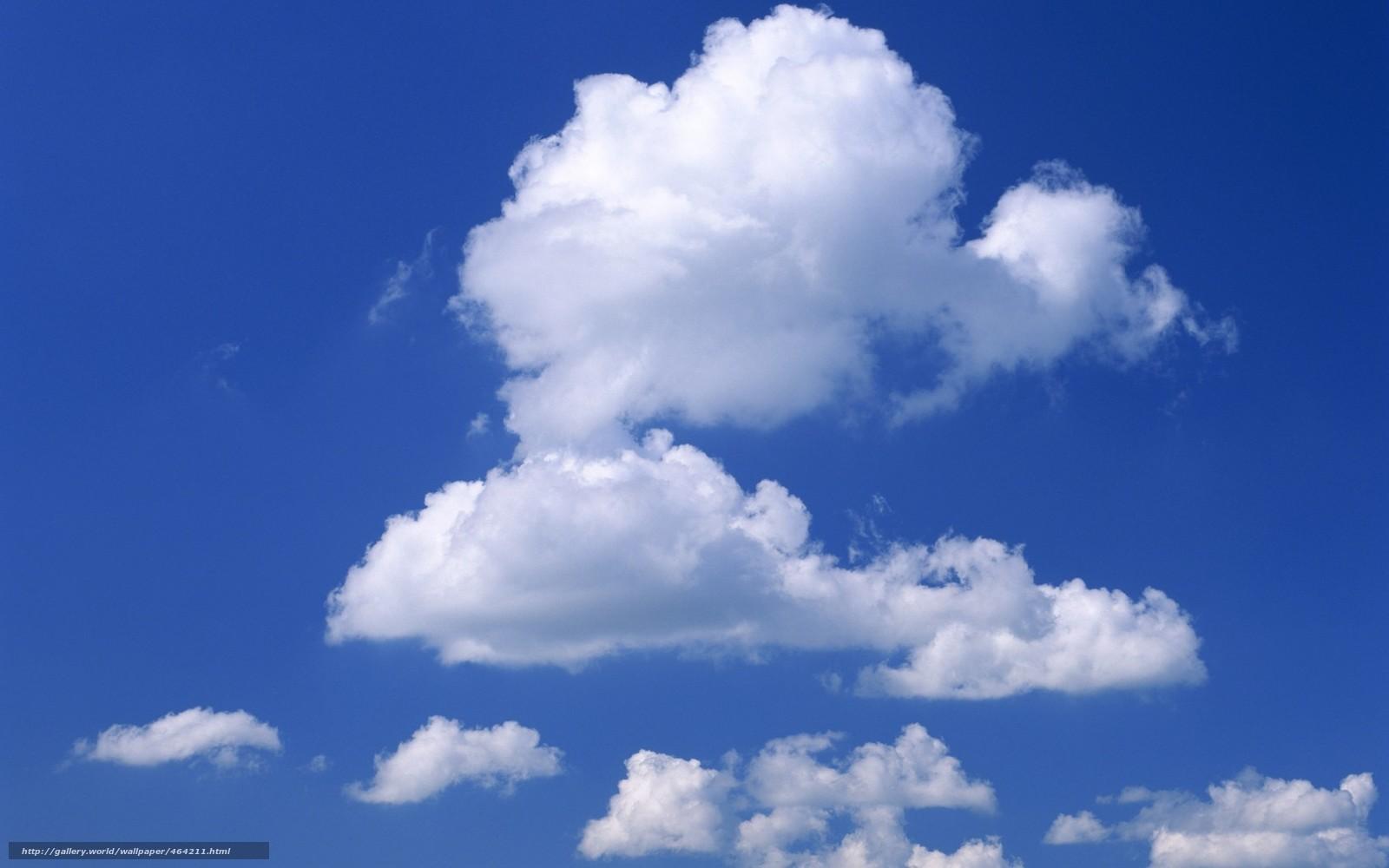 tlcharger fond d 39 ecran ciel nuages blanc fonds d 39 ecran gratuits pour votre rsolution du bureau. Black Bedroom Furniture Sets. Home Design Ideas