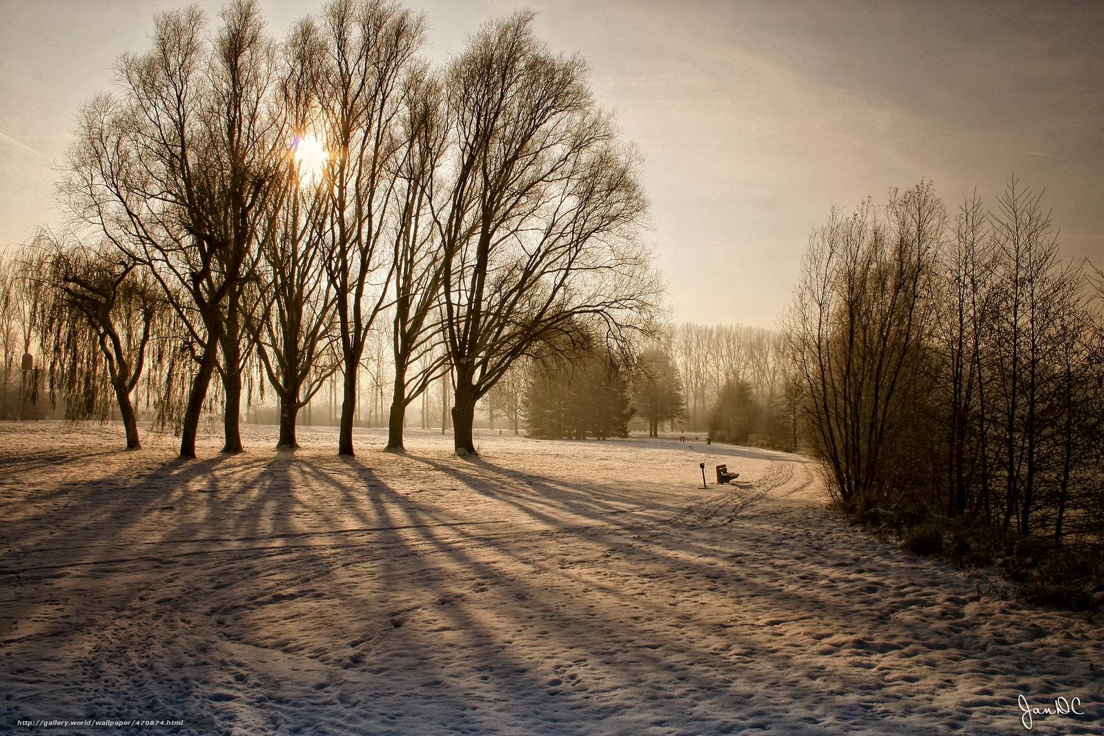 壁紙をダウンロード 冬,  雪,  風景 デスクトップの解像度のための無料壁紙 2100x1400 — 絵 №470874