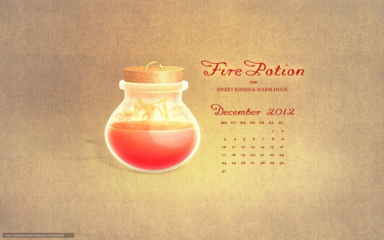 Скачать обои декабрь,  календарь,  дни,  числа бесплатно для рабочего стола в разрешении 1680x1050 — картинка №471994