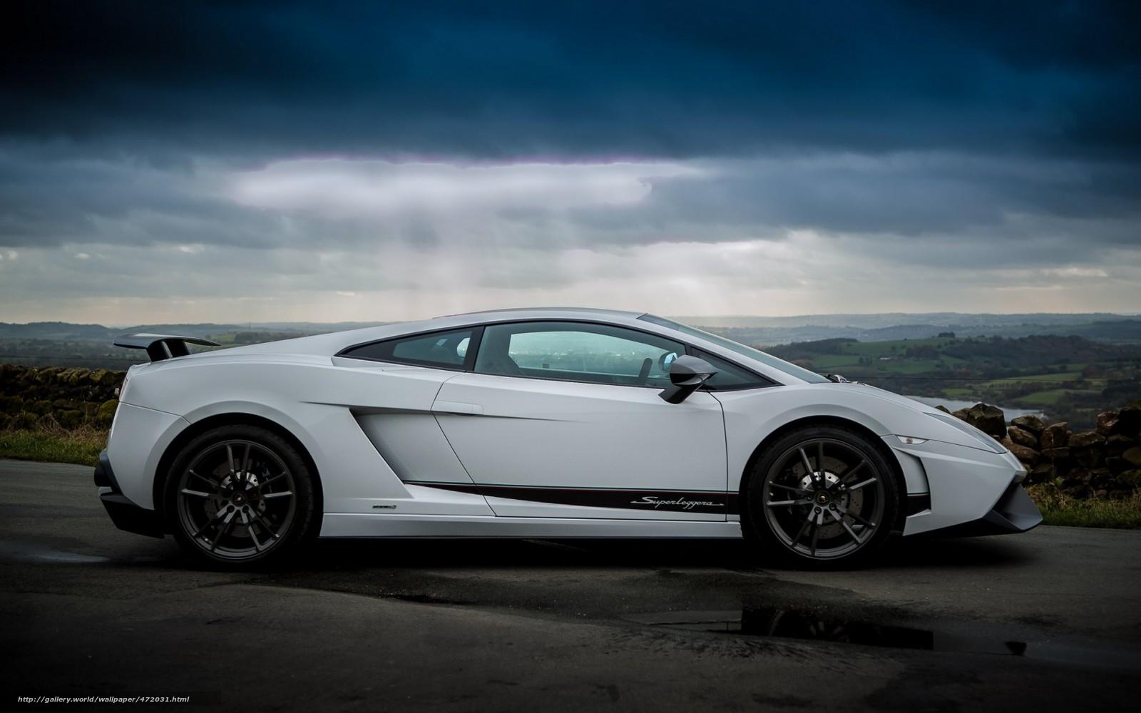 Rico Yupita The Crew  Lamborghini Gallardo LP
