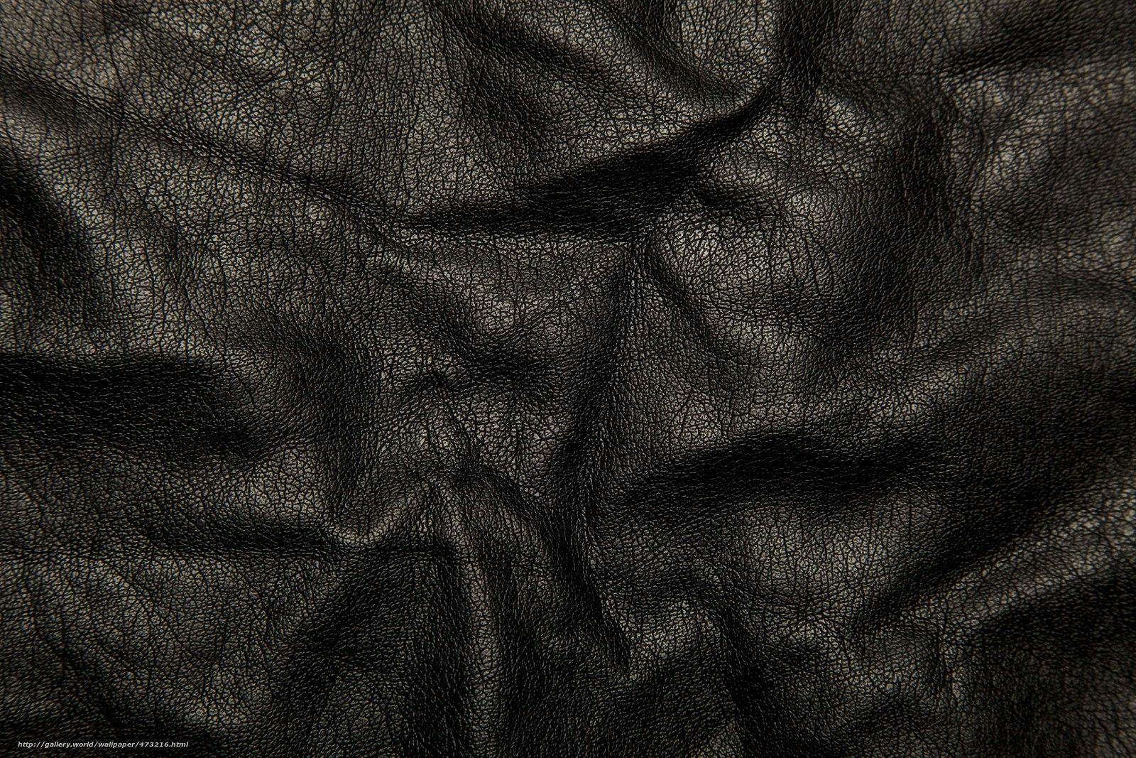 Скачать обои кожа,  черная,  фон,  текстура бесплатно для рабочего стола в разрешении 5500x3667 — картинка №473216
