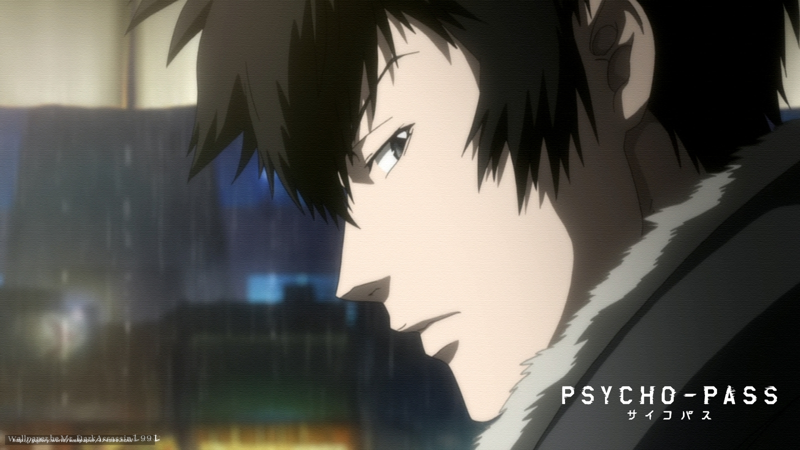 Download Wallpaper Psycho Pass Performer Hero Free Desktop