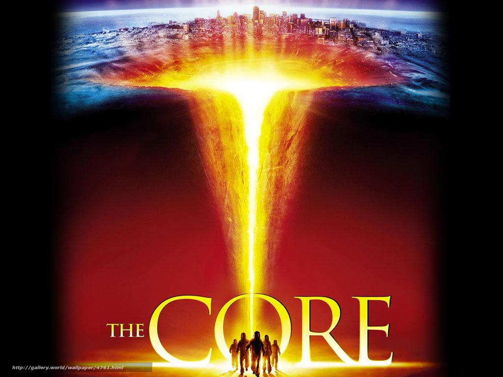 Download wallpaper Earth's core, The Core, film, movies ...