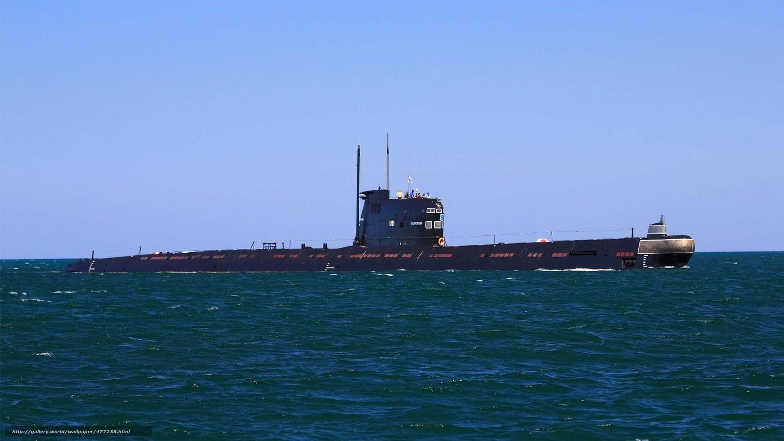фотографии с подводными лодками