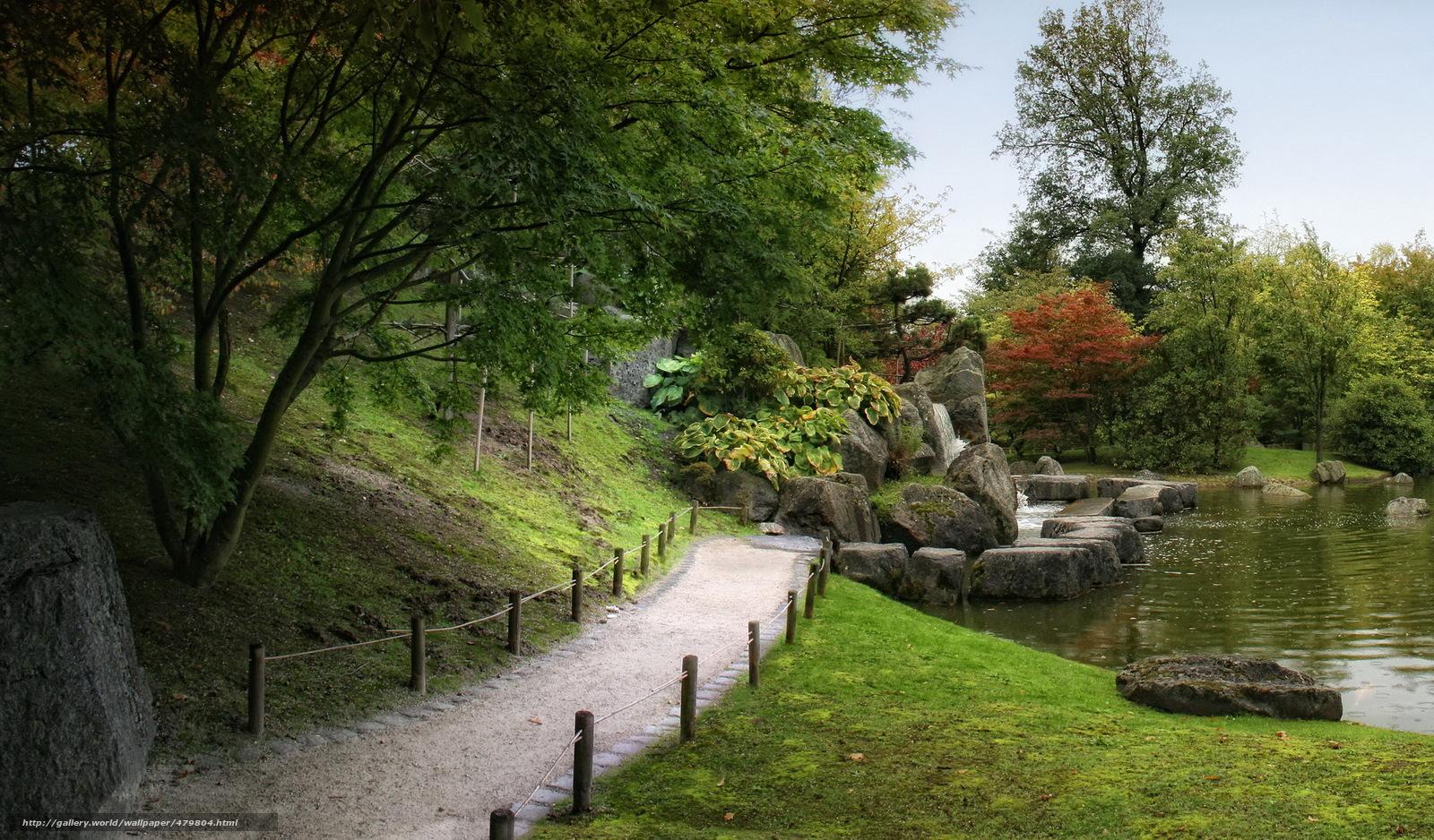Tlcharger Fond D 39 Ecran Jardins Belgique Japanese Hasselt