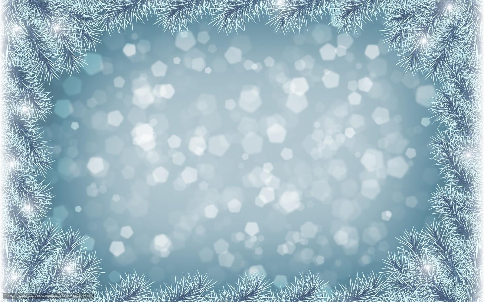 Tlcharger fond d 39 ecran sapin neige aiguilles cadre for Cadre photo fond ecran