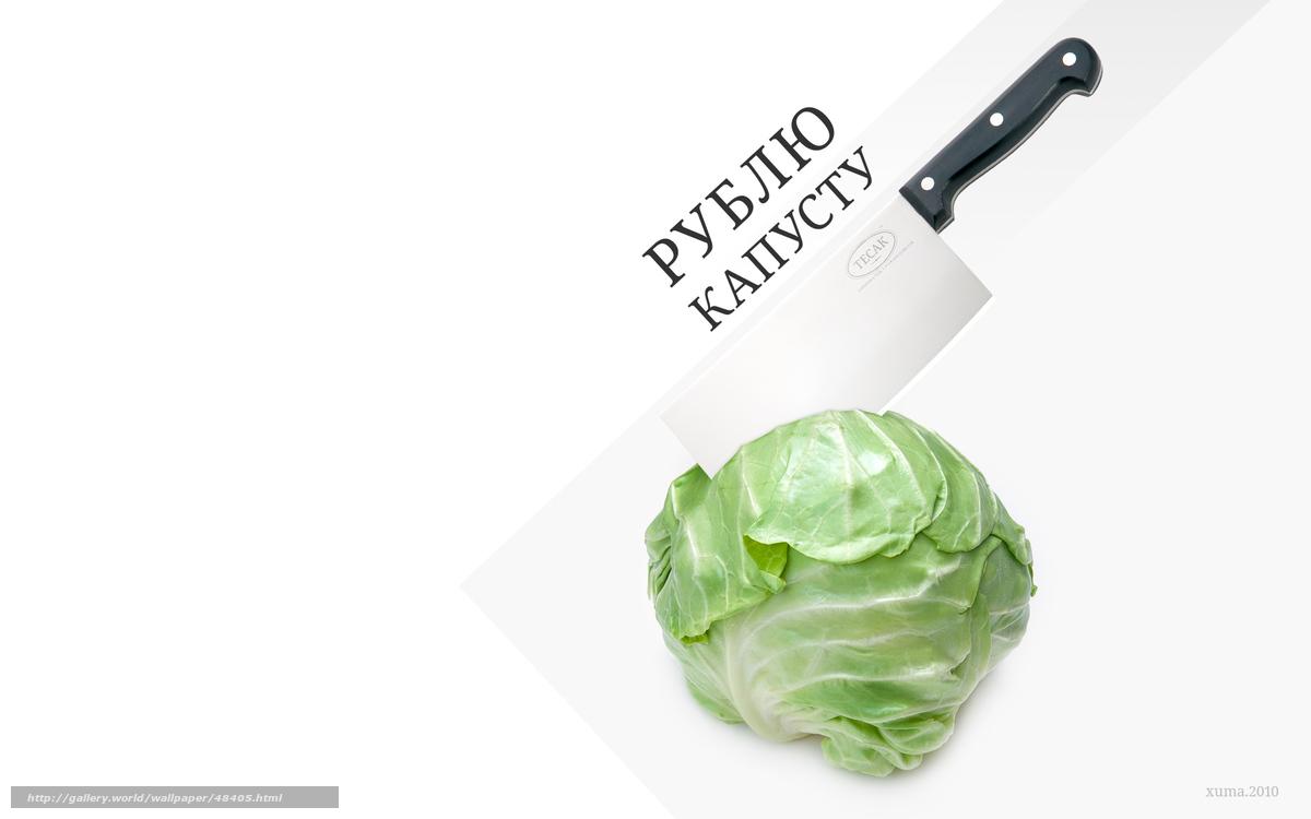 Descargar gratis col,  cuchillo,  truco de col Fondos de escritorio en la resolucin 1920x1200 — imagen №48405