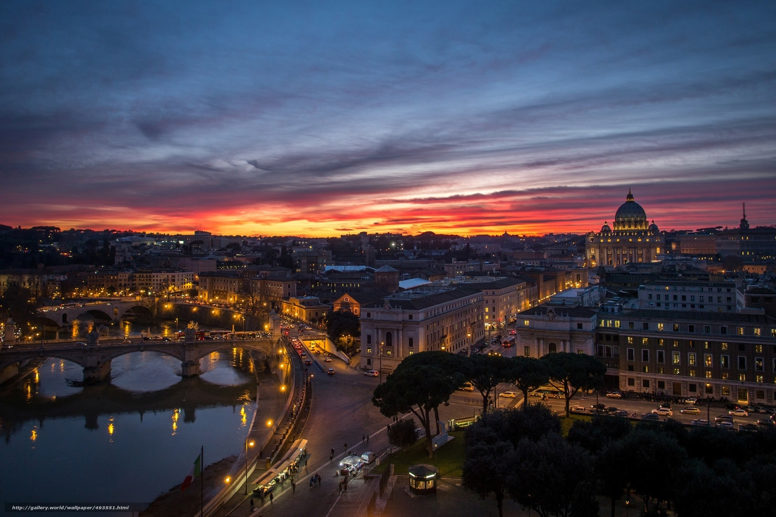 tlcharger fond decran rome - photo #20