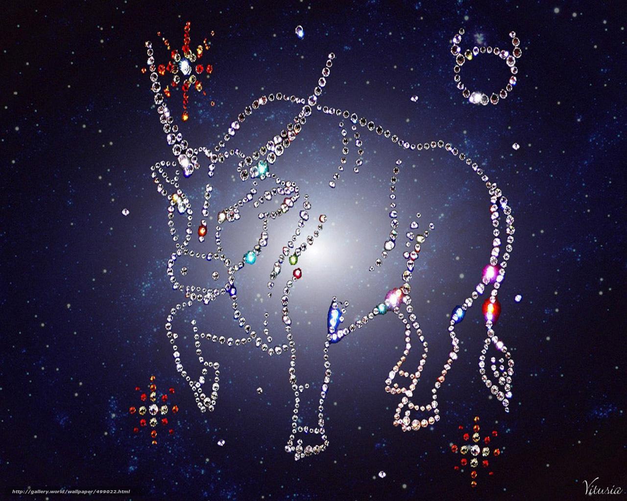 Scaricare Gli Sfondi Zodiaco Toro Segno Sfondi Gratis Per La