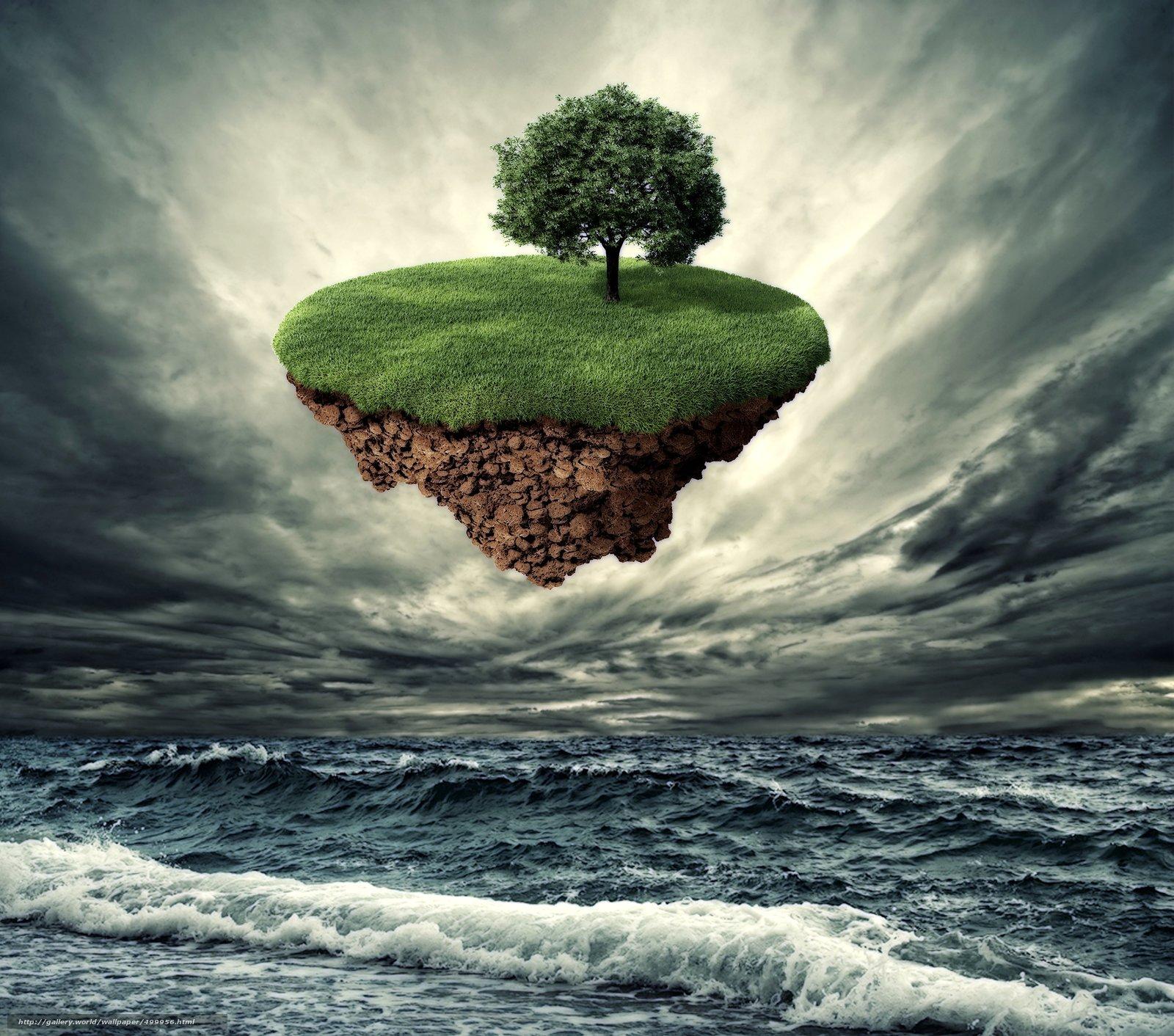 island 3d picture wallpaper - photo #11