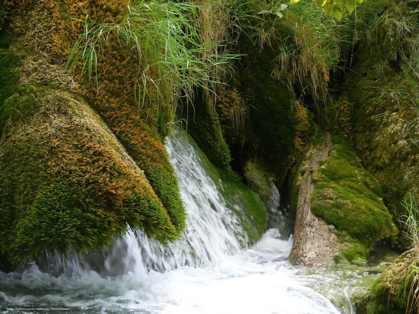 Tlcharger Fond d'ecran cascade,  ruisseau,  Nature Fonds d'ecran gratuits pour votre rsolution du bureau 2304x1728 — image №500435
