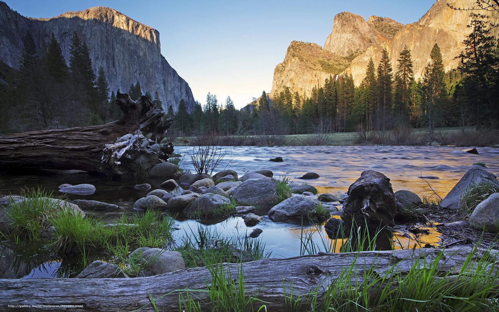 Scaricare gli sfondi fiume montagne estate paesaggio for Foto desktop estate