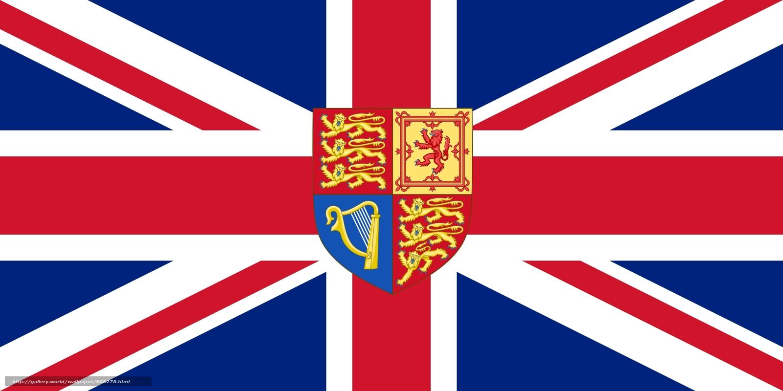 scaricare gli sfondi bandiera,  Regno Unito,  struttura Sfondi gratis per la risoluzione del desktop 2000x1000 — immagine №508278