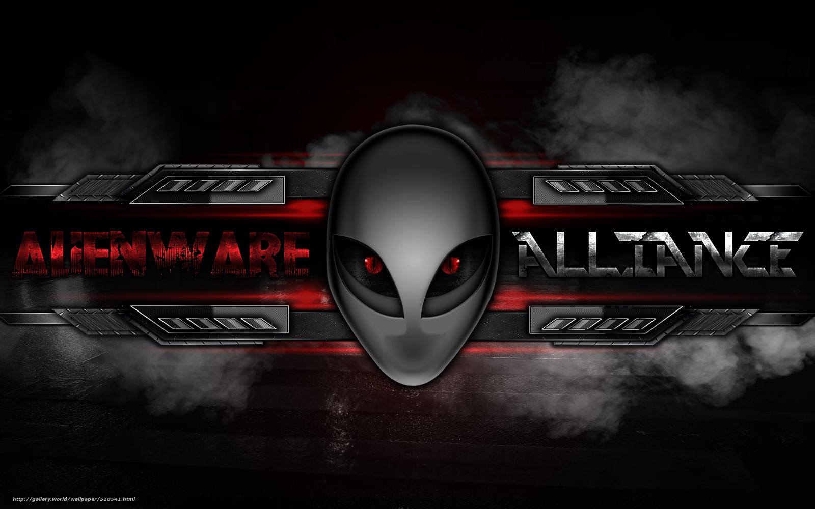 壁紙をダウンロード Alienwareの 提携 3d デスクトップの解像度のための無料壁紙 2560x1600 絵