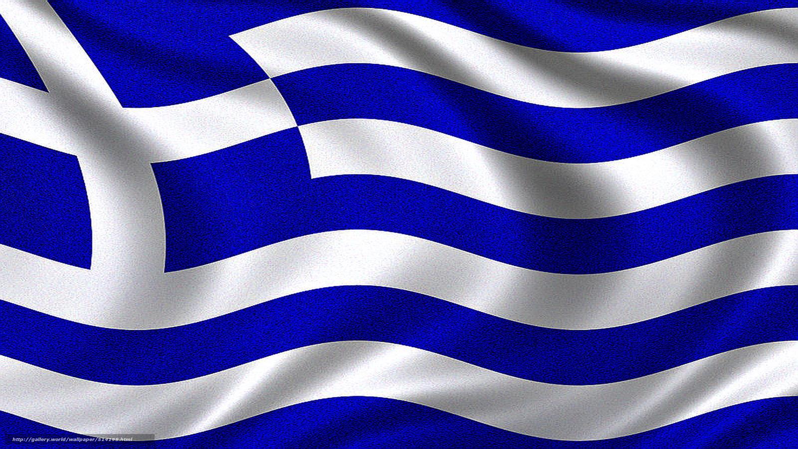 Descargar gratis Bandera de Grecia,  Bandera griega,  Repblica Helnica bandera - bandera de grecia Fondos de escritorio en la resolucin 1920x1080 — imagen №514198