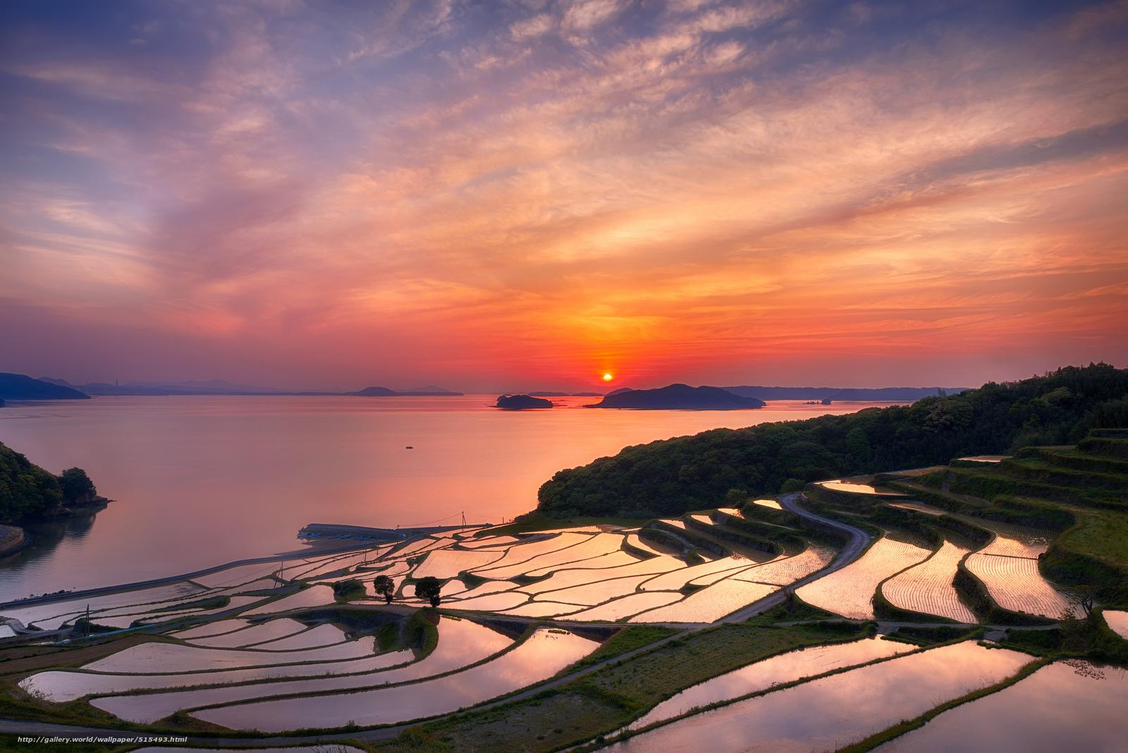 Tlcharger Fond d'ecran Japon, Nagasaki, Prfecture, terrasse Fonds d'ecran gratuits pour votre ...