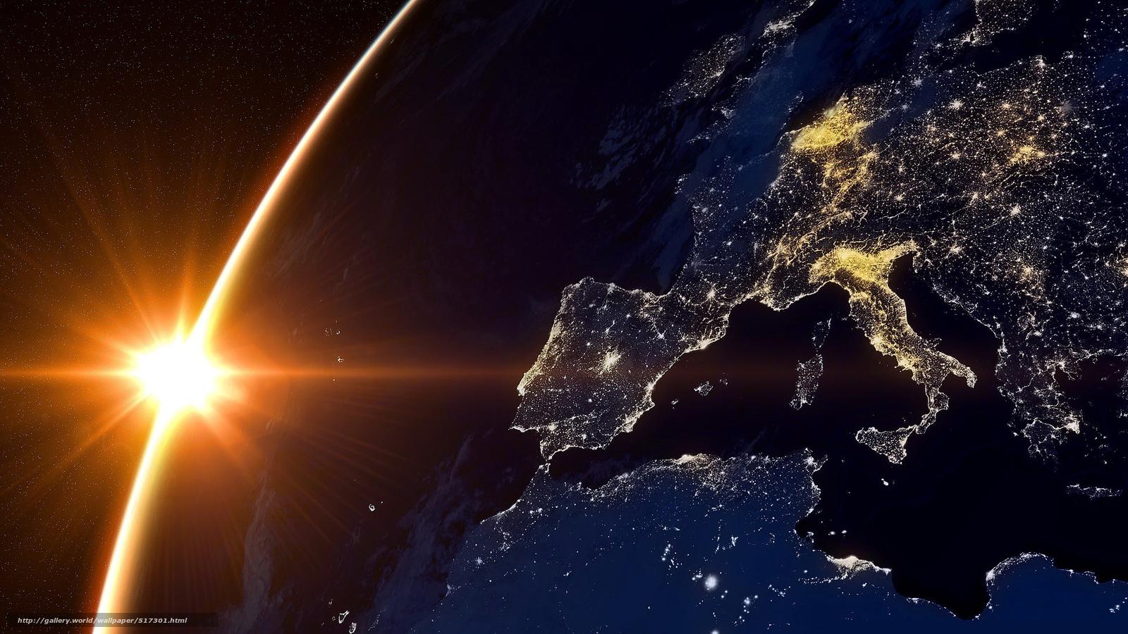 Scaricare gli sfondi spazio pianeta sole terra sfondi for Sfondi spazio