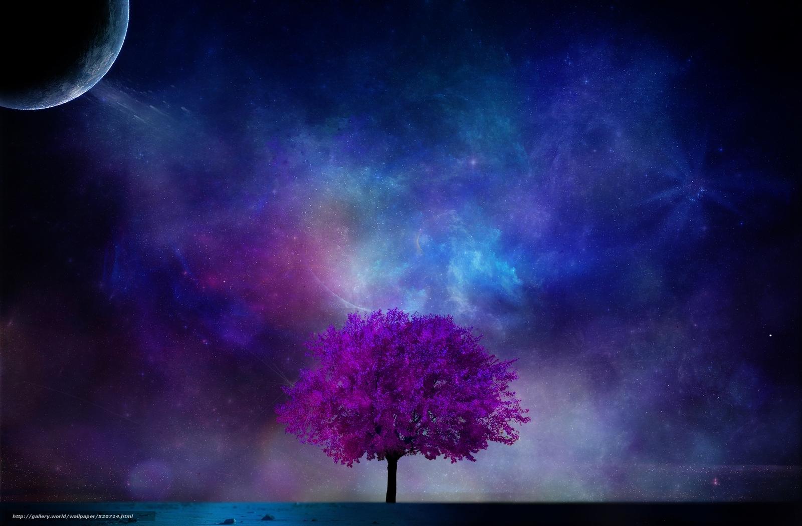 Tlcharger fond d 39 ecran arbre plante 3d art fonds d for Plante 3d gratuit