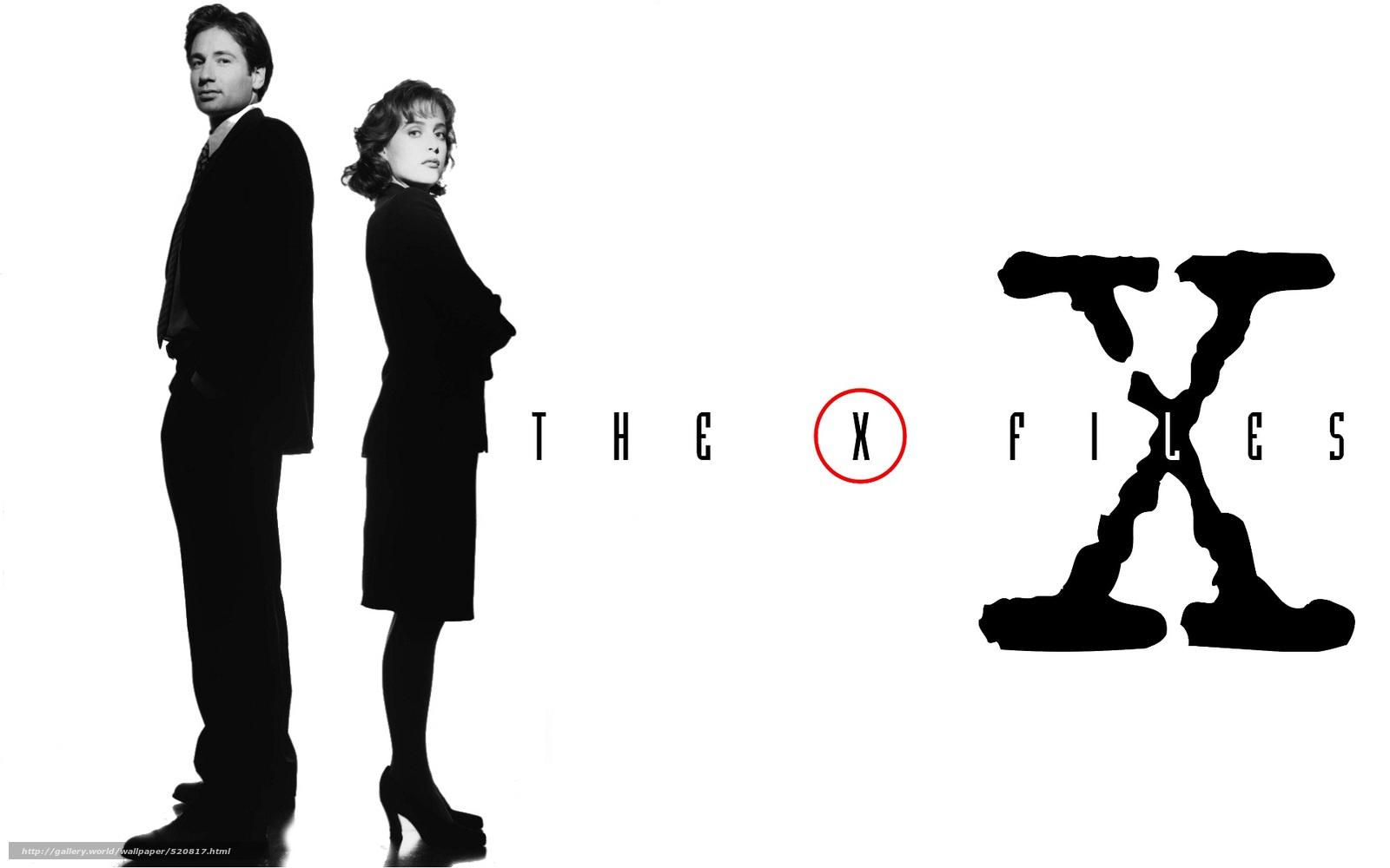pobra tapety The X-Files,  The X Files,  seria,  Fox Mulder Darmowe tapety na pulpit rozdzielczoci 1920x1200 — zdjcie №520817