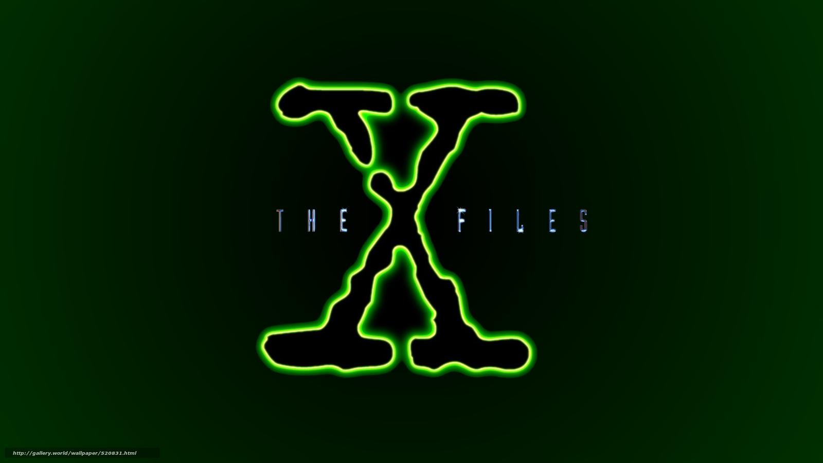 pobra tapety The X-Files,  seria,  The X Files Darmowe tapety na pulpit rozdzielczoci 1920x1080 — zdjcie №520831