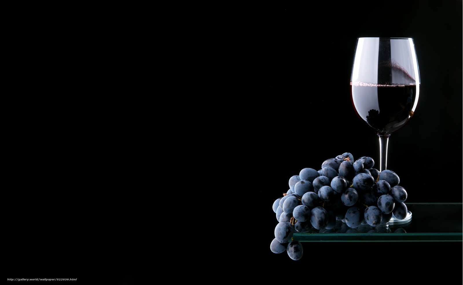 Download wallpaper red,  shelf,  grapes,  glass free desktop wallpaper in the resolution 8319x5120 — picture №522039