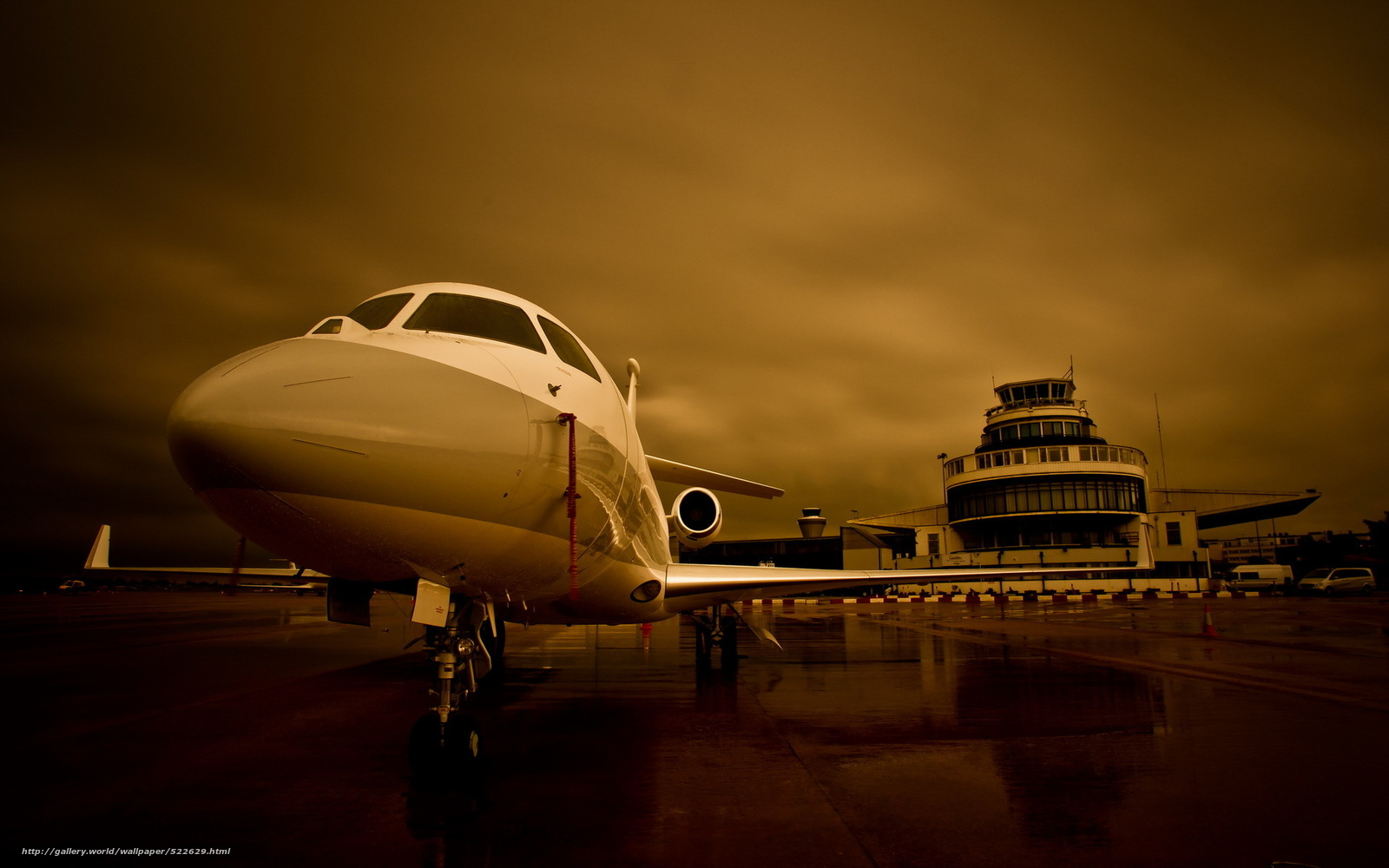 Скачать обои авиация,  аэродром,  самолёт бесплатно для рабочего стола в разрешении 1920x1200 — картинка №522629