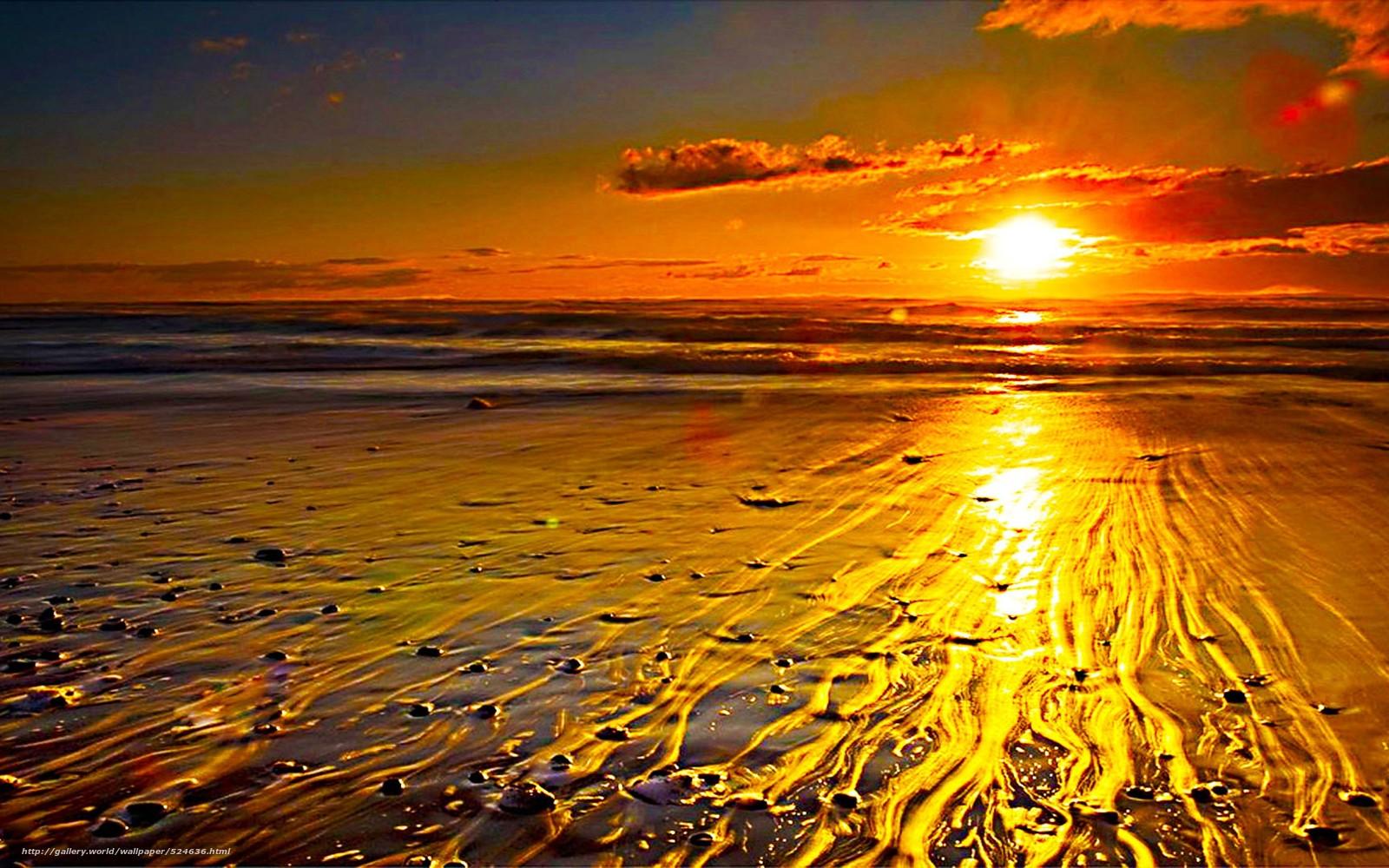 tlcharger fond d 39 ecran paysage mer plage coucher du soleil fonds d 39 ecran gratuits pour votre. Black Bedroom Furniture Sets. Home Design Ideas