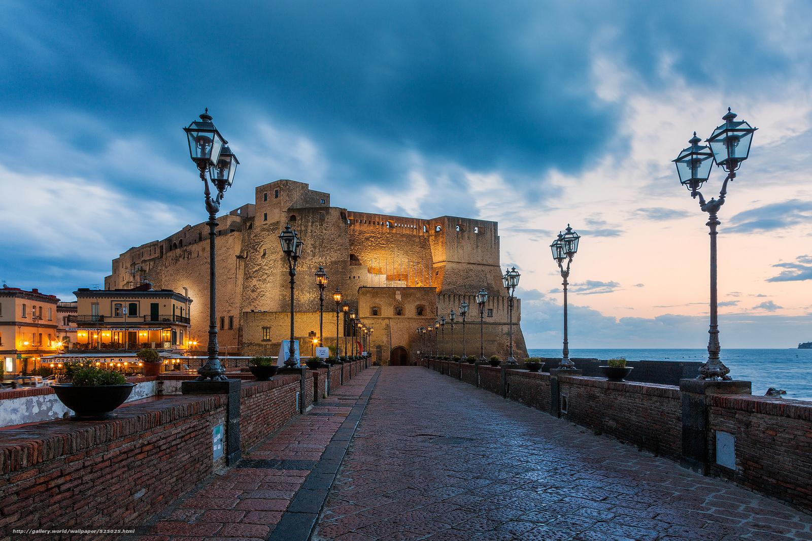 Scaricare Gli Sfondi Napoli Italia Italia Napoli Sfondi Gratis