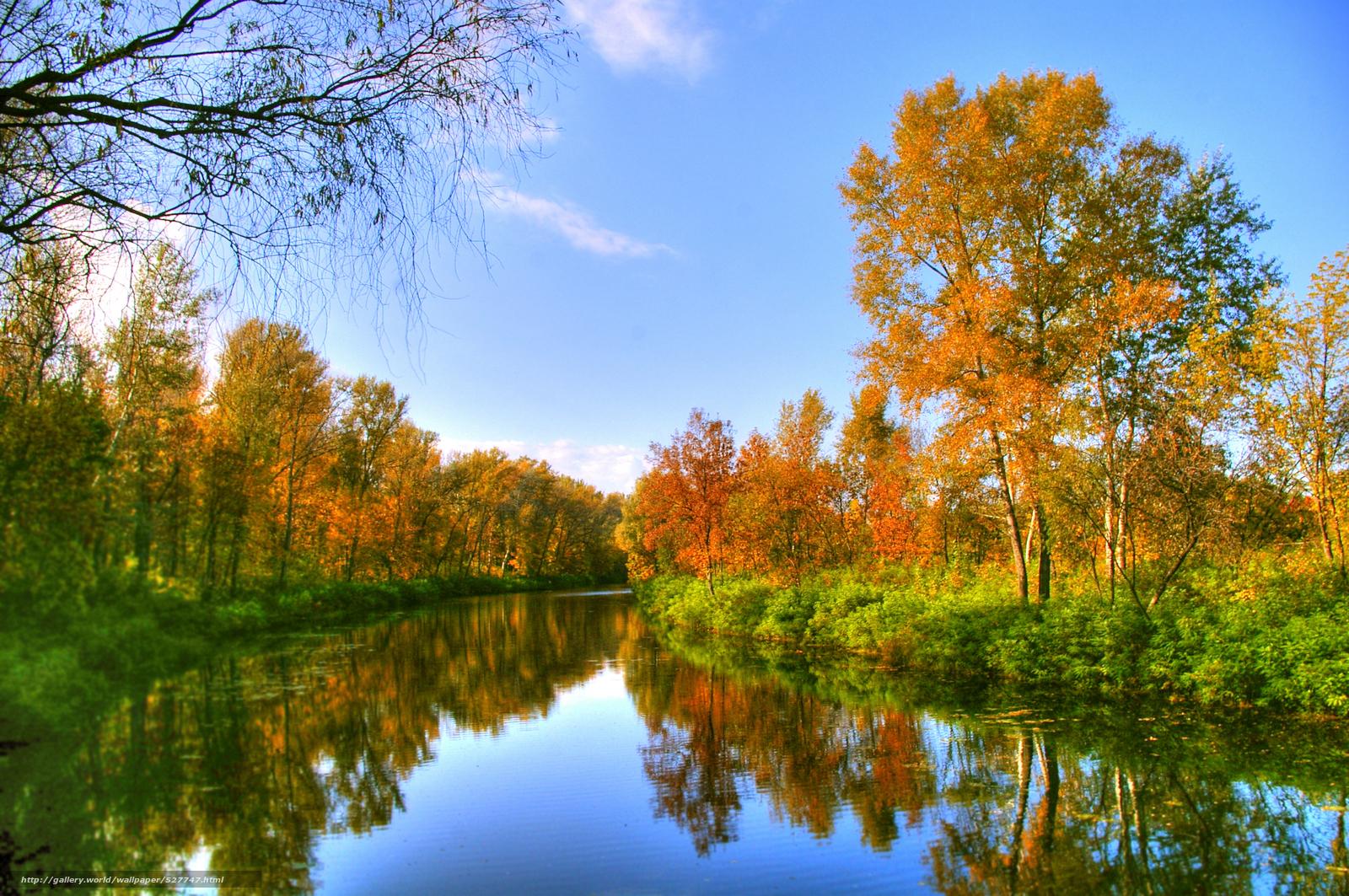 Scaricare gli sfondi fiume alberi autunno sfondi gratis for Sfondi desktop autunno