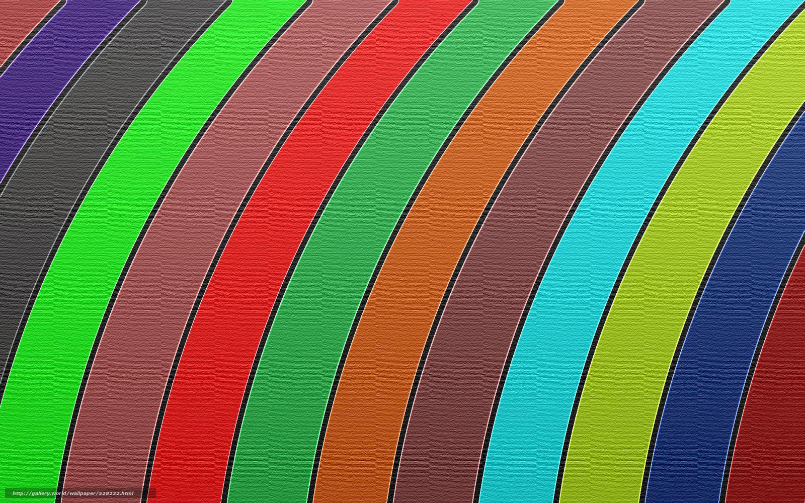 Скачать обои полосы,  линии,  цветные,  текстура бесплатно для рабочего стола в разрешении 1920x1200 — картинка №528222