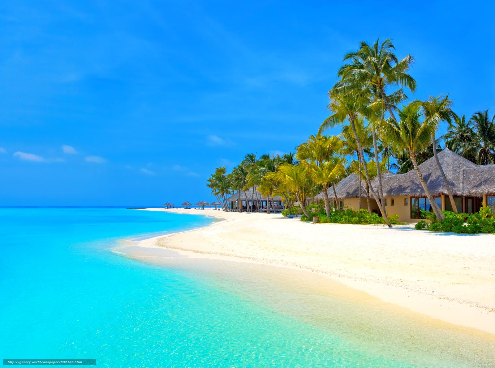 Baixar wallpaper praia bangal tropical ilha papis de for Sfondi spiagge hd