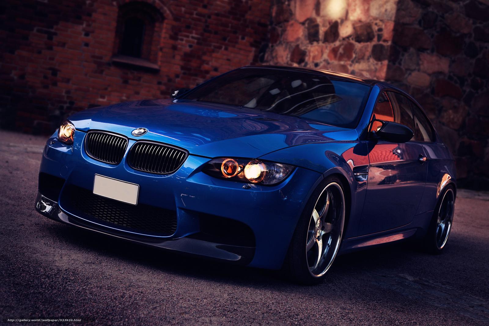 Tlcharger Fond d'ecran BMW,  passerelle,  lumires Fonds d'ecran gratuits pour votre rsolution du bureau 1920x1280 — image №533620