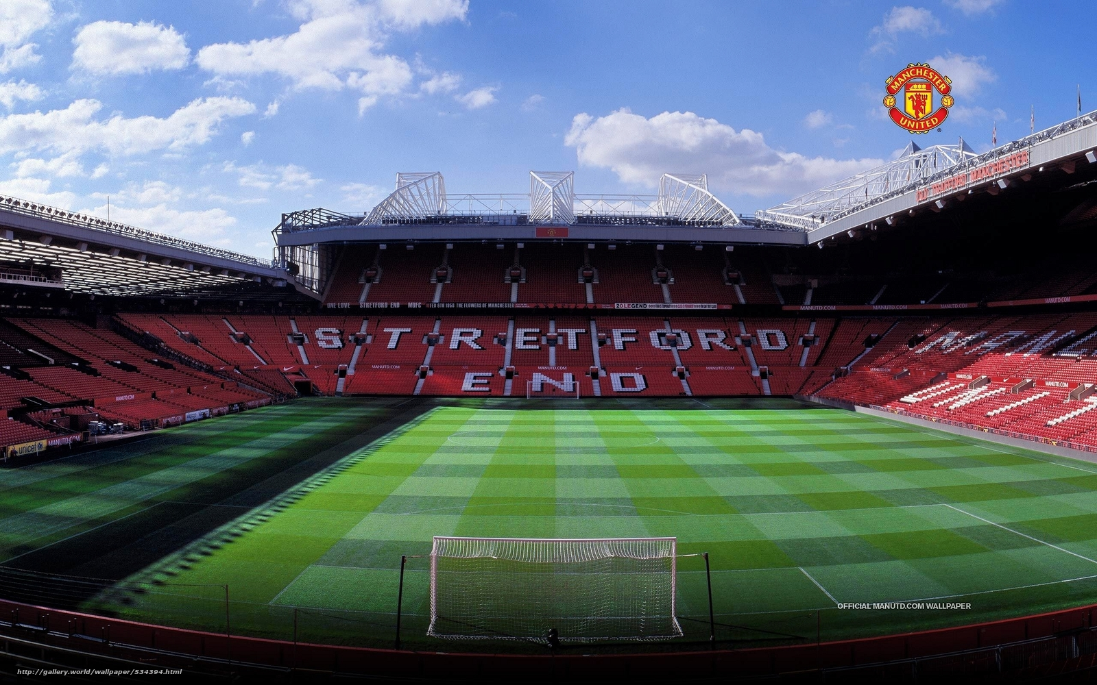 Manchester Old Trafford Tour