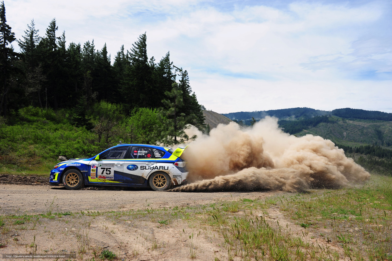 Baixar Wallpaper Subaru,  Esporte,  Corrida,  Carro Papis de parede grtis na resoluo 2700x1797 — quadro №535216